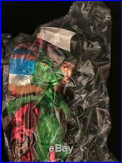 1997 The Grinch Whozits Christopher Radko Glass Christmas Ornament Never Opened