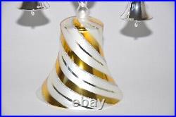 2005 Regal Ringer Master Craftsman Christopher Radko Christmas Ornament Rare