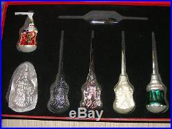 CHRISTOPHER RADKO The Creation Of An Ornament WESTMINSTER SANTA VERY RARE