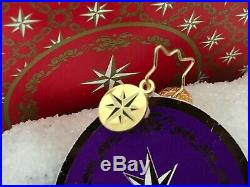 Chicago Cubs Christopher Radko Fly The W Limited Edition Xmas Ornament 413/1600