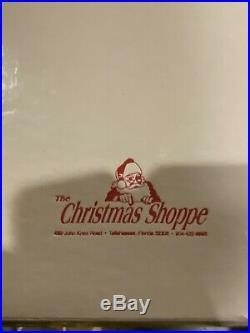 Christopher Radko Christmas Ornament Christmas Tree Topper 16