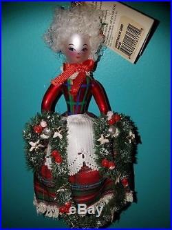 Christopher Radko Christmas in Ohio 994190 Ornament