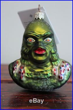 Christopher Radko Creature from the Black Lagoon Ornament