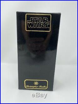 Christopher Radko Disney Star Wars C3PO & R2-D2 Blown Glass Ornament 99-STW-01