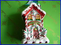 Christopher Radko Gretel's Goodies Glass Ornament