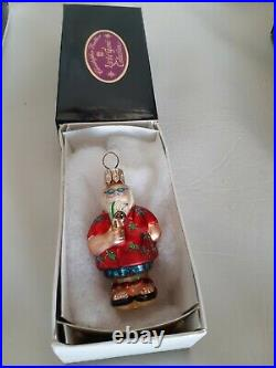 Christopher Radko Little Gem's Christmas Ornaments