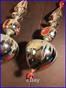 Christopher Radko Master Blower Devonshire Palatial Ltd Ornament 2 PCS Last 2