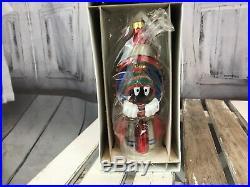 Christopher Radko Ornaments Marvin The Martian Holiday Decoration Xmas 1333/7500