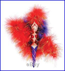 Christopher Radko Swirl Girl Italian Diva Retired Ornament 1014529