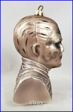Christopher Radko The Mummy Glass Ornament Universal Monsters New Halloween