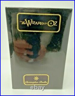 Christopher Radko Wizard of Oz The Tin Man Glass Ornament 97-WB-14
