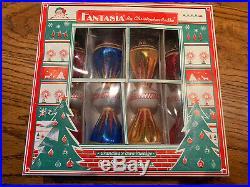 Fantasia Glass Ornaments By Radko