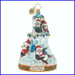 NEW Christopher Radko 2019 Ornament Of The Month 12 Piece Set 6010177