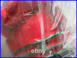 Radko Disney Mistletoe Mickey and Holly Minnie Ornament Set in Box SIGNED