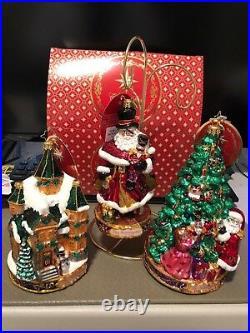 Radko Nutcracker Series Full Set Of 12 Ornaments Brand New