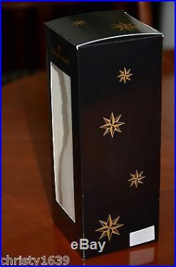 Vintage Rare Retired Christopher Radko Star Reflector Drop Christmas Ornament