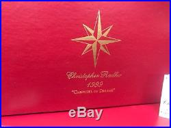 Vintage Christopher Radko Carousel Of Dreams Ornament RARE LTD TO 2500